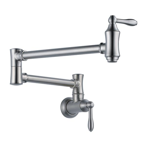 Pot Filler Faucet - Wall Mount-1177LF-AR