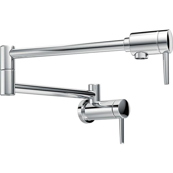 Pot Filler Faucet - Wall Mount-1165LF