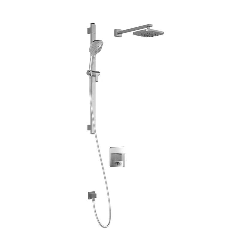 GRAFIK™ PB4 : Pressure Balance Shower System Chrome-BF1495-110